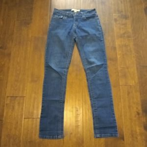 Forever 21 sz 26 stretch jeans straight leg